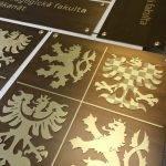 Gravírování státních a obecních znaků - MIHAL s.r.o. Velká Biteš u Brna